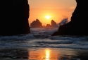 2-Bandon-Beach-Sunset-1